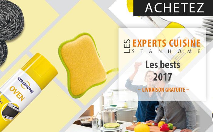 Les Experts Stanhome pour la cuisine