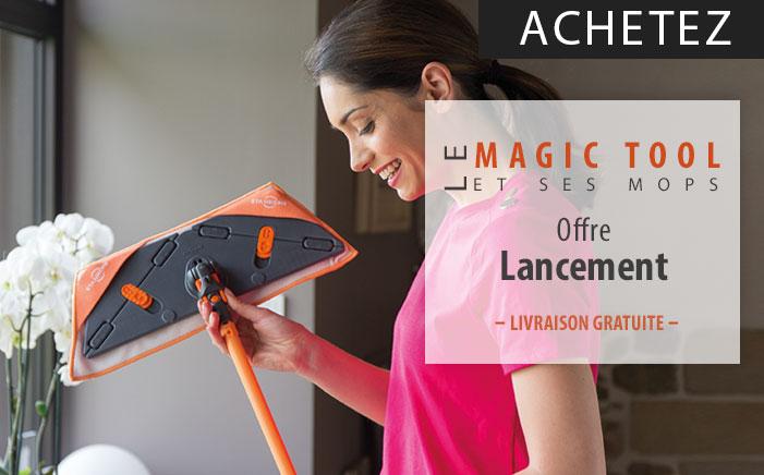 Magic Tool mops Stanhome