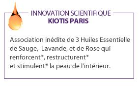 Innovation scientifique Kiotis Paris