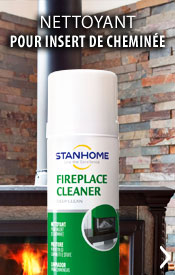 Fireplace Cleaner Stanhome
