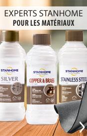 Experts Stanhome pour les matériaux