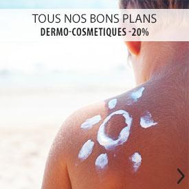 Tous nos bons plans dermo-cosmétiques