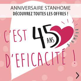 Anniversaire Stanhome toutes nos offres !