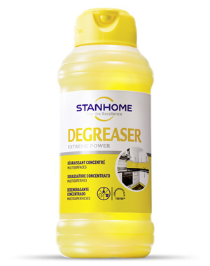 degreaser 500ml accessoires de cuisine produit cuisine stanhome. Black Bedroom Furniture Sets. Home Design Ideas