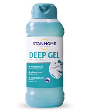 Deep Gel Nettoyage Salle De Bain Produit WC Stanhome - Produit entretien salle de bain