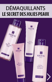 démaquillants en promotion Kiotis Paris