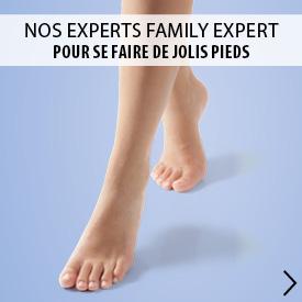 Les produits Stanhome Family Expert pour vos pieds !