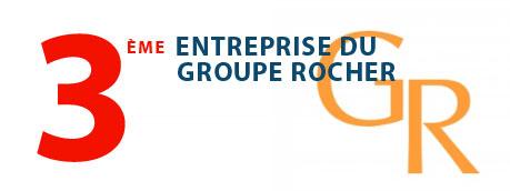 3 eme entreprise Groupe Rocher