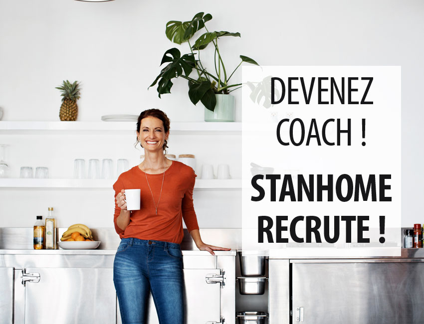 Devenir Coach ? Stanhome recrute !