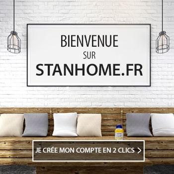 Bienvenue chez Stanhome.fr ! Créez-vous un compte !