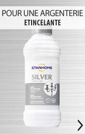 Silver, pour une argenterie étincelante