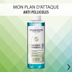 Balance Shampoo, Stanhome Family Expert anti pellicules
