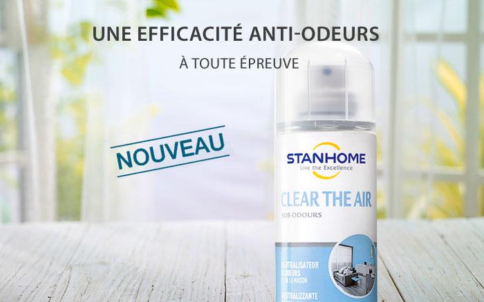 NOUVEAUTE : Clear the Air